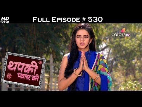 Thapki Pyar Ki - 26th December 2016 - थपकी प्यार की - Full Episode HD