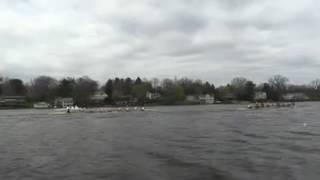 Race Recap: Harvard Heavyweight Crew V8 vs. Princeton thumbnail
