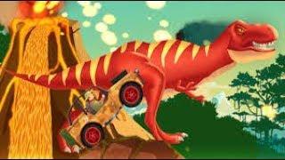 Fun Racing Dinosaurs Game 2 - TniyLab Games - Bıcır Gane Channel