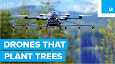 Engineering a new mission for drones - YouTube