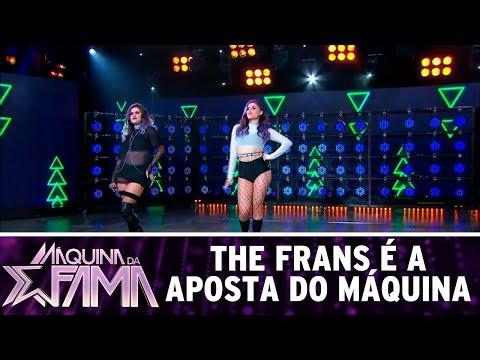 The Frans é a Aposta do Máquina   Máquina da Fama (17/07/17)