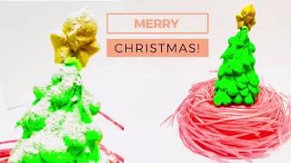How to make Christmas Tree 🎄 Meringue Cookies Recipe