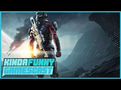 Greg Played Mass Effect Andromeda - Kinda Funny Gamescast Ep. 108 (Pt. 4)