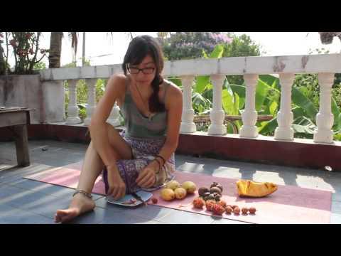 What do Thai Fruits Look and Taste Like? Mangoes, Lychees, Rambutan, Jackfruit, Mangosteen!
