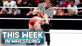 This Week In Wrestling: Triple H Turns Heel On Daniel Bryan At WWE Summerslam (August 13th)