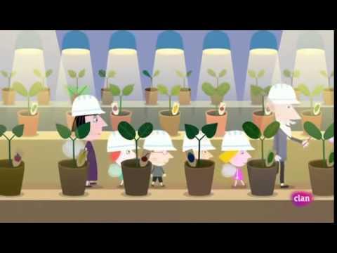El pequeño reino de Ben y Holly 2x13   La fábrica de varitas