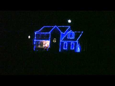 2012 A Soldiers Silent Night Night Before Christmas Duane Brown Family Animated Christmas Light Show