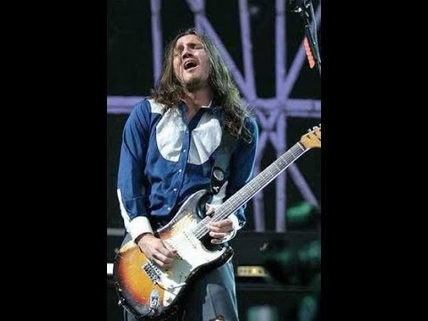 How to play like John Frusciante - Episode 17 - Slane Castle Intro