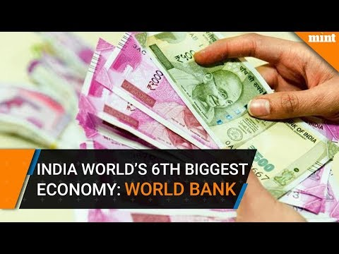 India becomes world's sixth biggest economy, edging out France: World Bank