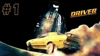 Driver: San Francisco - Walkthrough - Part 1 (PC) [HD]