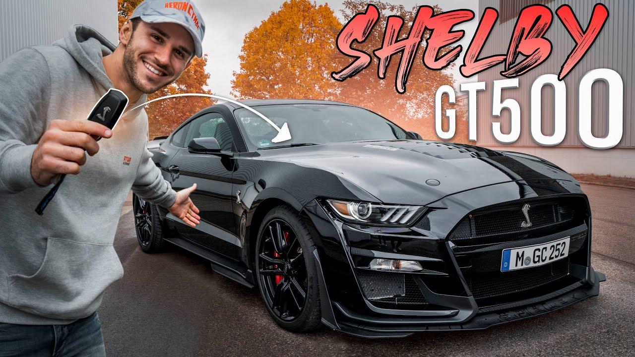 760PS SHELBY GT500 | Brutale V8-Power im Ford Mustang! | Daniel Abt