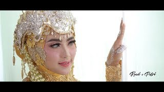WEDDDING CINEMATIC MUSLIM | LAW KANA BAINANAL HABIB| WEDDING RENDI + PUTRI