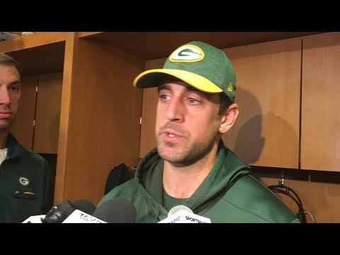 Packers - Aaron Rodgers offers updates on the offense, wide receivers