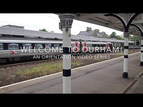 Welcome to Durham!