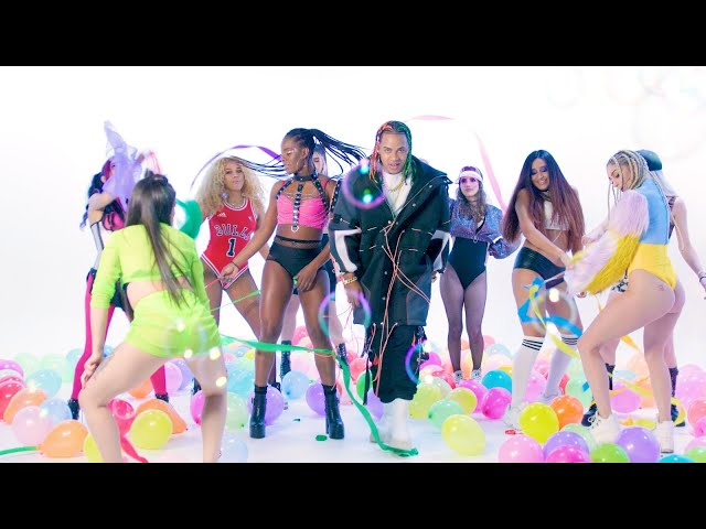 Eguzblack - Twerkeame (Video Oficial)