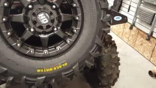 My 2016 Polaris RZR 1000S Mod Selection: Rims, Tires & Suspension