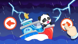 Little Panda's Sailing Adv…
