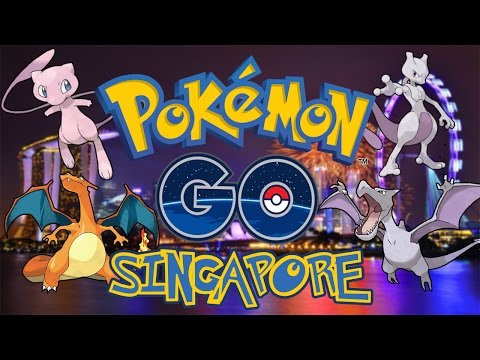 5 Best NEW Locations to Catch RARE Pokemons in SINGAPORE