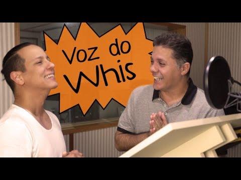 Felipe Grinnan, a voz do Whis!