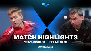 Patrik Juhasz vs Kirill Skachkov   WTT Contender Budapest 2021 (R32)