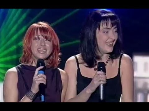 """Алёна Апина и Лолита, Песня года - """"Песня о женской дружбе"""" (2000)"""