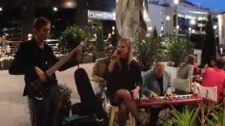 Summertime Jazz Band в @Osteria Bianca лучший джаз бэнд на свадьбу, корпоратив любое мероприятие