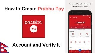 How to create Prabhu Pay Account and Verify It - Get Rs. 30 Bonus