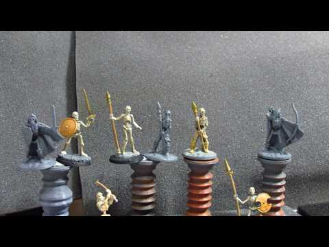 Fat Dragon Games - New Skeletons Review March 2019