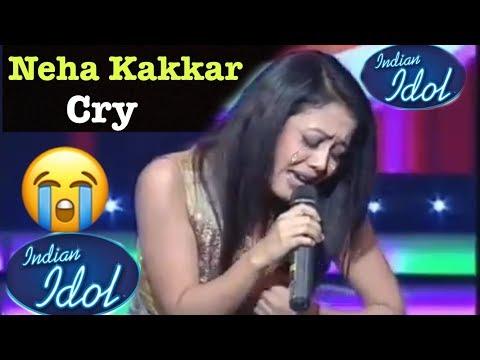 गाते गाते क्यों रो पड़ी नेहा कक्कड़ ? Neha Kakkar cry In Indian Idol
