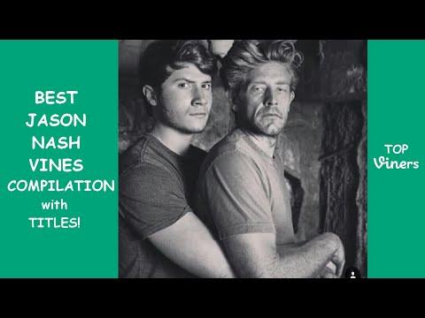 Best Vines of Jason Nash Compilation (100 Vines) | Top Viners ✔