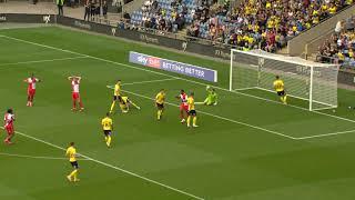 Оксфорд Юнайтед  0-0  Уиком Уондерерс видео