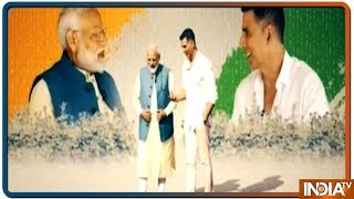 Akshay Kumar conducts non-political interview with PM Modi: Check all details here