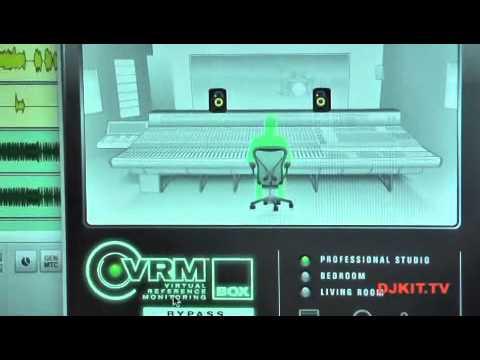 Focusrite VRM Box 24-bit/48kHz USB Audio Playback Interface @ Namm 2012  with DJkit tv