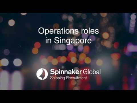 Operations Jobs in Singapore from Spinnaker Global