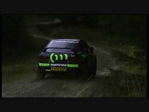 Grizedale Stages Shakedown 2007