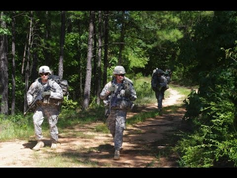The 3rd Infantry Division prepares for their 6th deployment (documentary)