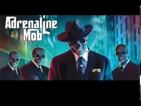 Adrenaline Mob - Feel the adrenaline - with lyrics