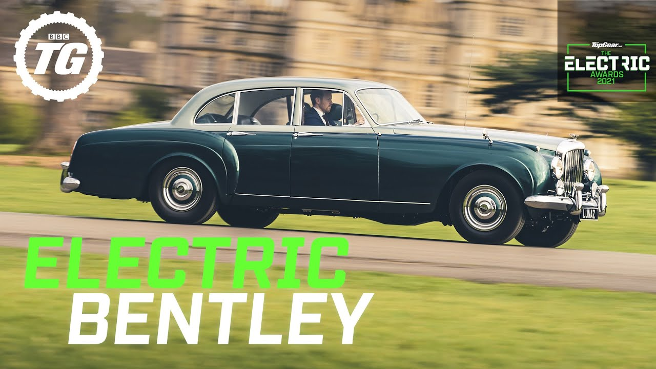 Is this £350k electric Bentley S1 the future of classic car