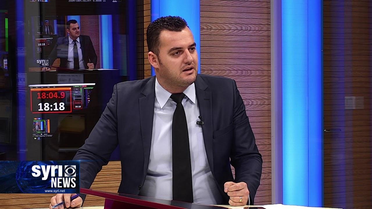 Intervista ne Syri Net i ftuar ne studio Agron Shehaj