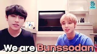 [V LIVE] Wanna One - 지금부터 처음까지 몽땅 포인트인 분쏘단 잌!! ❤⁽⁽◝(╹ᗜ╹)◜⁾⁾❤ (Woojin&Jihoon's V in Taipei)