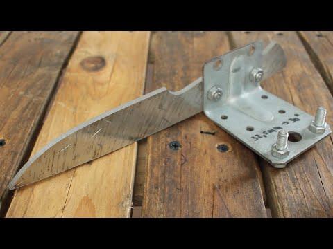 Knife Grinding Tips On A 1x30 Doovi