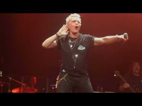 Billy Idol - 2017 (Rebel Yell Live)