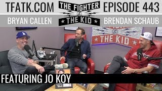 Download lagu The Fighter and The Kid - Episode 443: Jo Koy