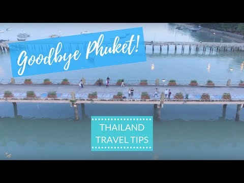 Saying Goodbye To Phuket & Where To Stay In Chalong | Thailand Travel Tips | Kathryn Tamblyn