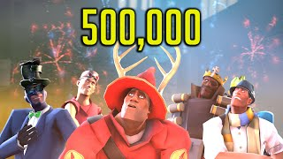 500,000 Subscribers! Highlights Montage.