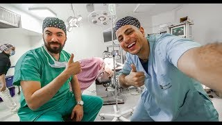 #24FOR24 - VLOG 137 -  صعوبة عمل الطب الجراحي - DANS LA PEAU D'UN CHIRURGIEN