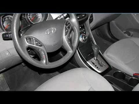 2013 Hyundai Elantra in Winnipeg, MB R3T 6A9