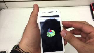 How to hard reset The Moto E 2nd Gen Android 5.0 Lollipop Boost Mobile Remove Password and Gmail