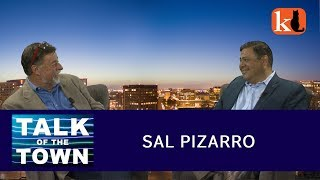 TALK OF THE TOWN FEATURING SAL PIZARRO