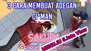 3 Cara Melakukan cium4n di Game SAKURA SCHOOL SIMULATOR screenshot 3
